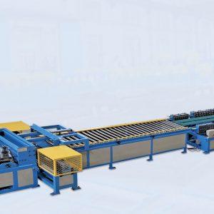 Máy sản xuất ống gió ACL